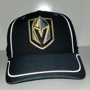 Adidas NHL Vegas Golden Knights Stretch Fit Hat